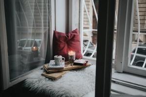 Aby poprawić piękno mieszkania